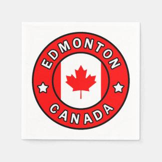Edmonton Canada Disposable Serviettes