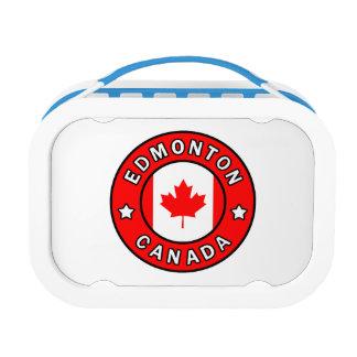 Edmonton Canada Lunch Box