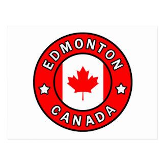 Edmonton Canada Postcard