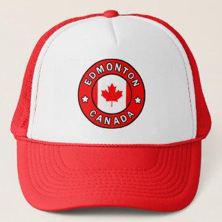 Edmonton Canada Trucker Hat
