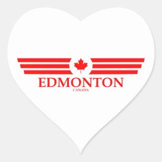 EDMONTON HEART STICKER