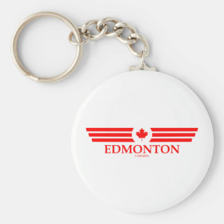 EDMONTON KEY RING