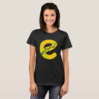 Edmonton Map Tshirt
