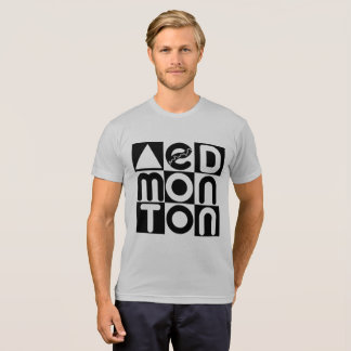 Edmonton Puzzle T-shirt