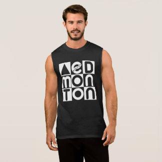 Edmonton Puzzle Tanktop Sleeveless Shirt