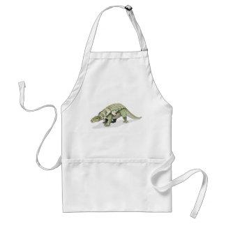 Edmontonia - armoured dinosaur standard apron