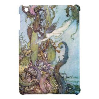 Edmund Dulac mermaid ipad mini retina iPad Mini Cover