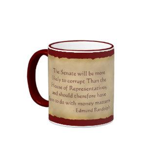 Edmund Randolph Coffee Mug