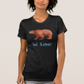 Edmund the Grizzly Bear T-Shirt