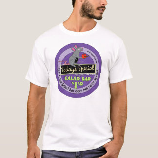 Edna The Lunch Lady Cartoons T-Shirt