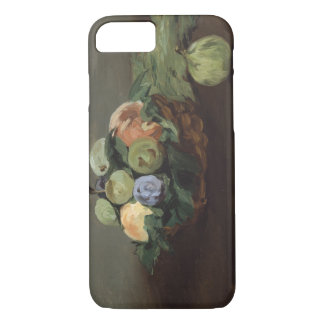 Edouard Manet - Basket of Fruit iPhone 7 Case