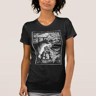 Édouard Manet Cat and Flowers T-Shirt