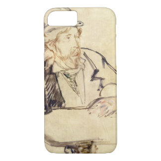 Edouard Manet - George Moore at the Cafe iPhone 8/7 Case