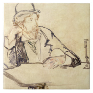 Edouard Manet - George Moore at the Cafe Tile
