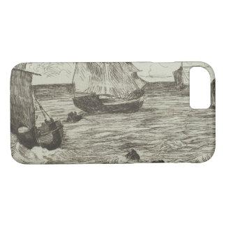 Edouard Manet - Marine iPhone 7 Case