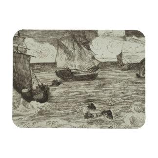 Edouard Manet - Marine Magnet