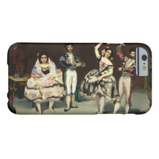 Edouard Manet - Spanish Ballet Barely There iPhone 6 Case
