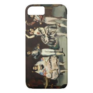 Edouard Manet - Spanish Ballet iPhone 7 Case