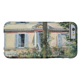 Edouard Manet - The House at Rueil Barely There iPhone 6 Case