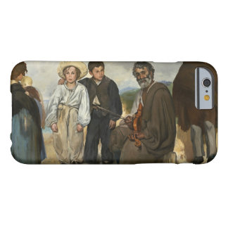 Edouard Manet - The Old Musician Barely There iPhone 6 Case
