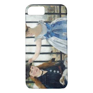 Edouard Manet - The Railway iPhone 7 Case