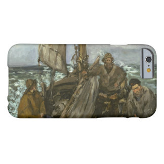 Edouard Manet - The Toilers of the Sea Barely There iPhone 6 Case
