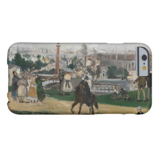 Edouard Manet - View of the Universal Exhibition Barely There iPhone 6 Case