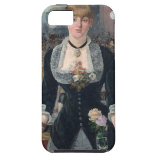 Edouard Manet's A Bar at the Folies-Bergère iPhone 5 Case