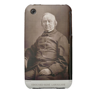 Edouard-Rene Laboulaye (1811-83), from 'Galerie Co iPhone 3 Covers