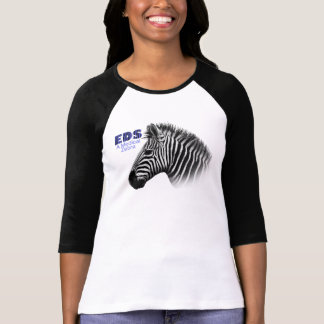 EDS - A Rare Medical Zebra T-Shirt 1B