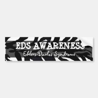 EDS Ehlers-Danlos syndrome Bumper Sticker
