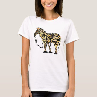 EDS Hope Zebra Womans T-shirt