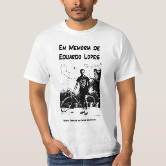 Eduardo Lopes (Book) T-Shirt
