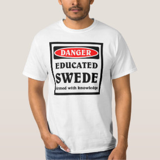 Educated Swede T-Shirt