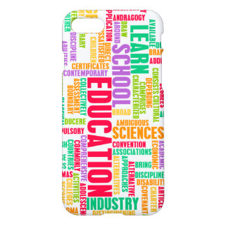 Education Industry for Children to Learn iPhone 7 Case