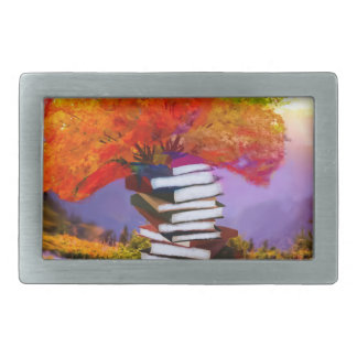 Education will always be the basis of any success rectangular belt buckle
