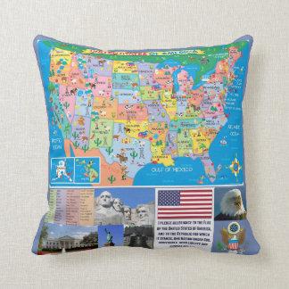 Educational Pillow By Zazz_it