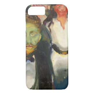 Edvard Munch - Jealousy iPhone 7 Case
