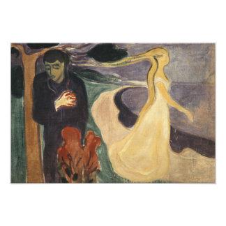 Edvard Munch - Separation Photo