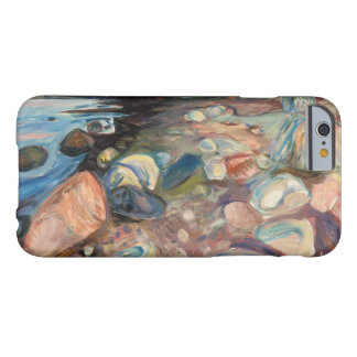 Edvard Munch - Shore with Red House Barely There iPhone 6 Case