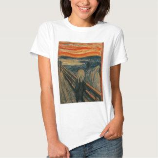 Edvard Munch - The Scream T Shirts