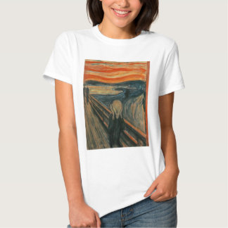 Edvard Munch - The Scream T Shirts