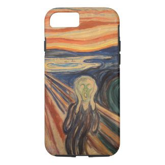 Edvard Munch's The Scream Painting iPhone 8/7 Case