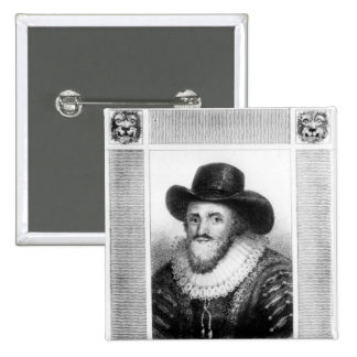 Edward Alleyn 15 Cm Square Badge