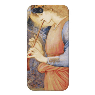 Edward Burne-Jones - An Angel Playing a Flageolet Case For The iPhone 5