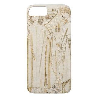 Edward Burne-Jones -Chaucer's Legend of Good Women iPhone 7 Case