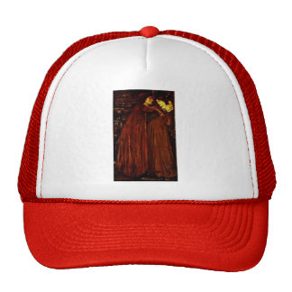 Edward Burne-Jones- Clerk Saunders Mesh Hats