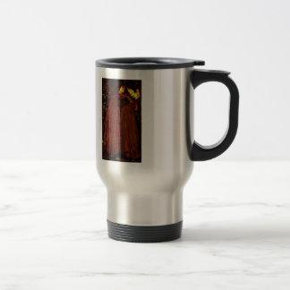 Edward Burne-Jones- Clerk Saunders Coffee Mugs