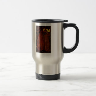 Edward Burne-Jones- Clerk Saunders Mug