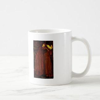 Edward Burne-Jones- Clerk Saunders Mugs